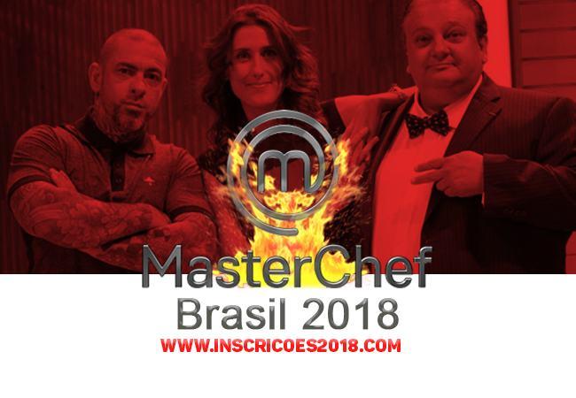 MasterChef Brasil 2018