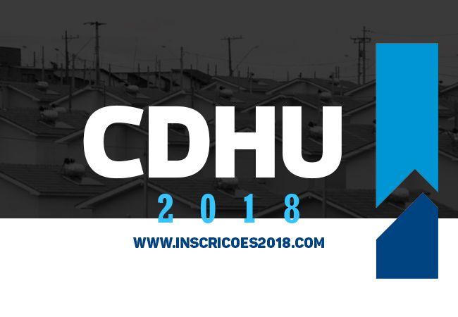 CDHU 2018