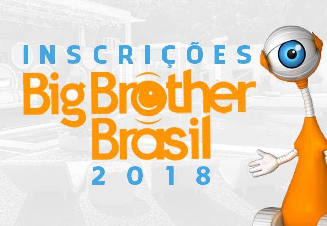 Inscrição BBB 2018