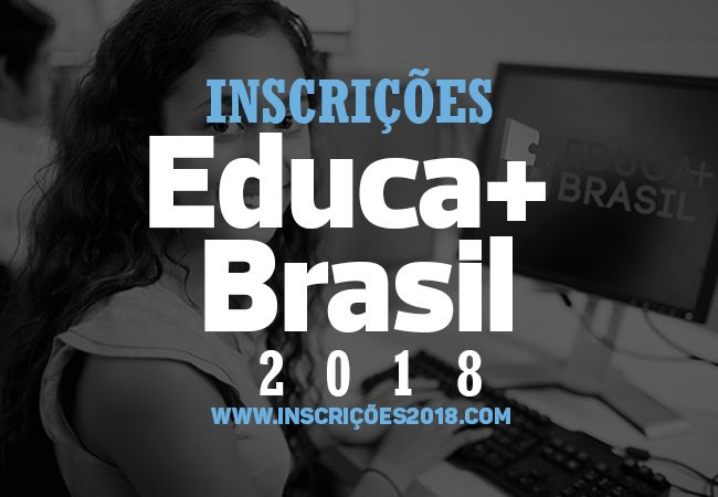 Educa Mais Brasil Inscrições 2018