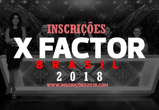 X Factor Brasil 2018