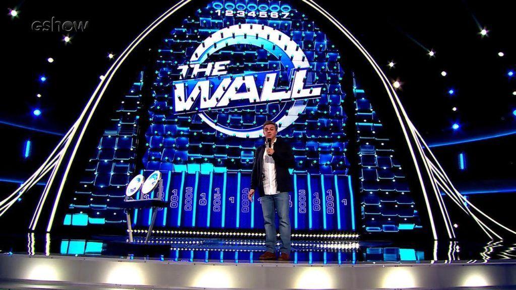 The Wall Caldeirão do Huck 2019
