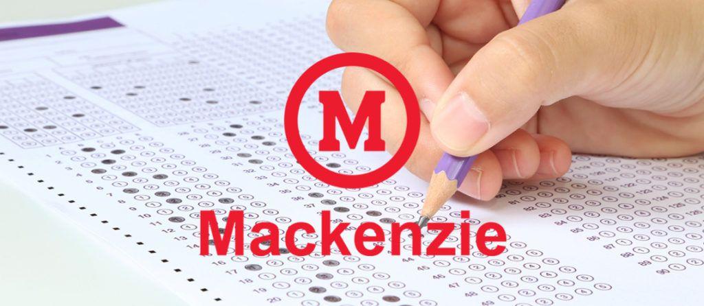 Vestibular Mackenzie 2019
