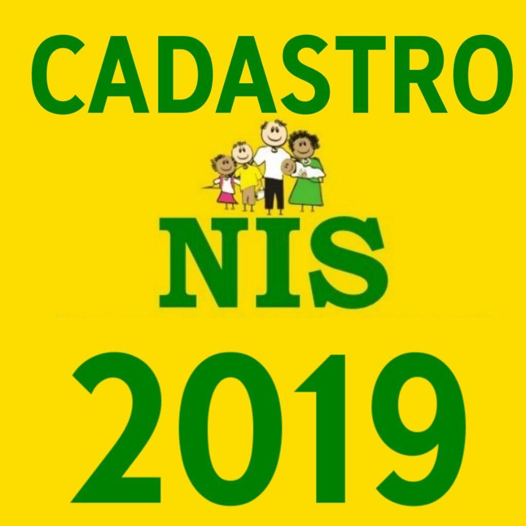 Cadastro NIS 2019