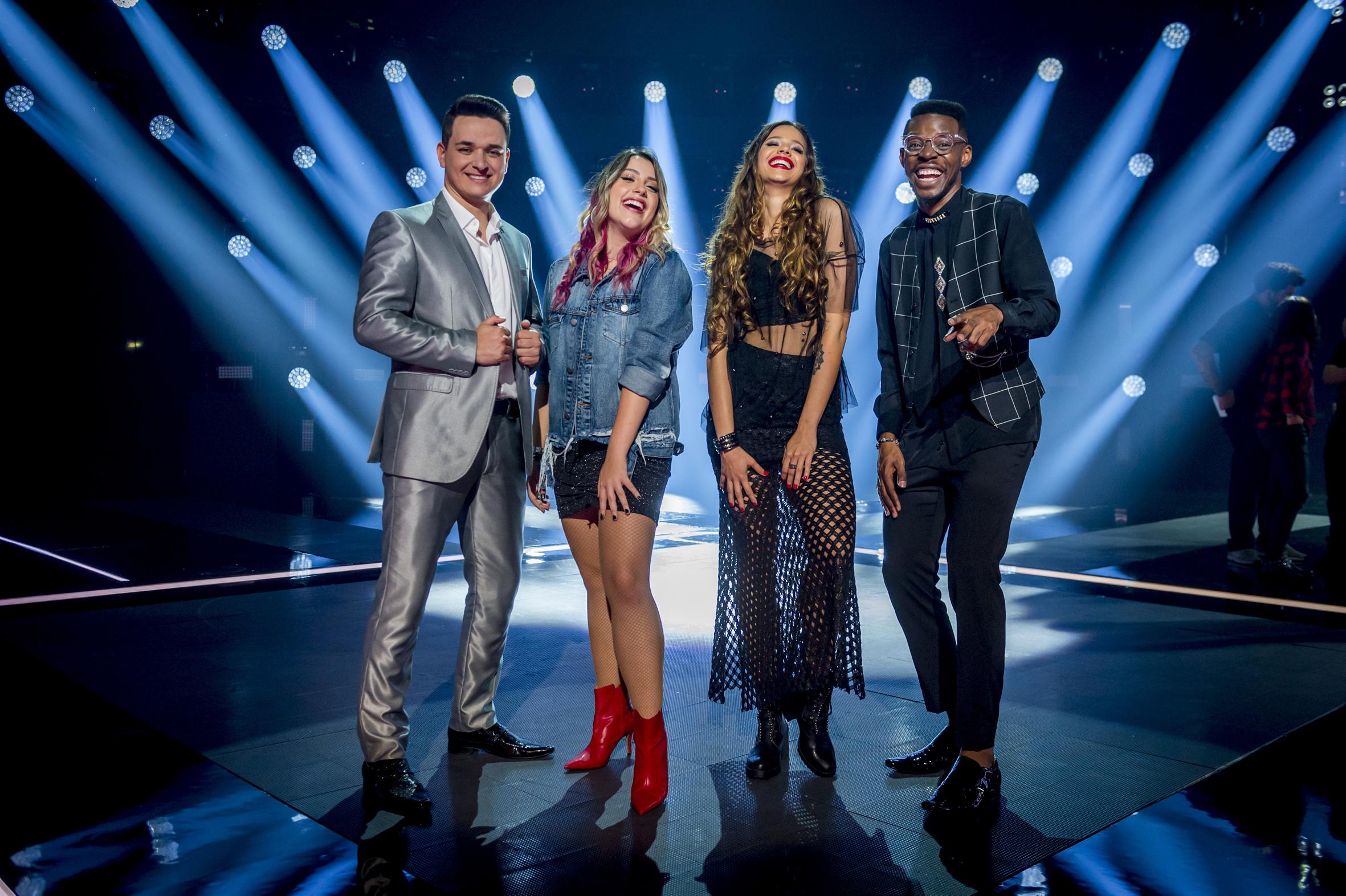 Como participar do The Voice Brasil