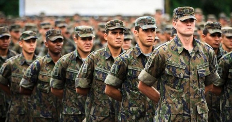 Dispensa do Alistamento Militar