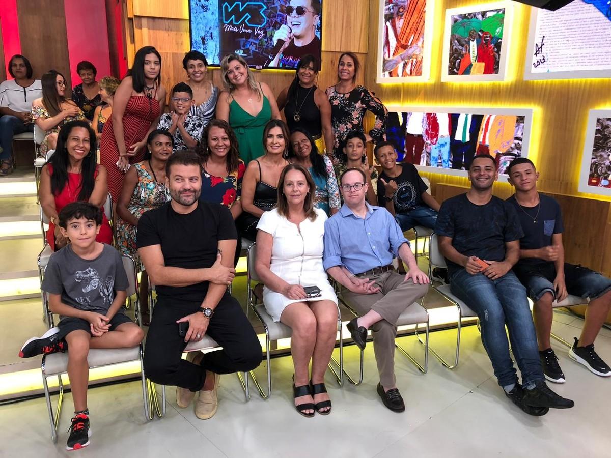 Plateia Encontro com Fátima Bernardes