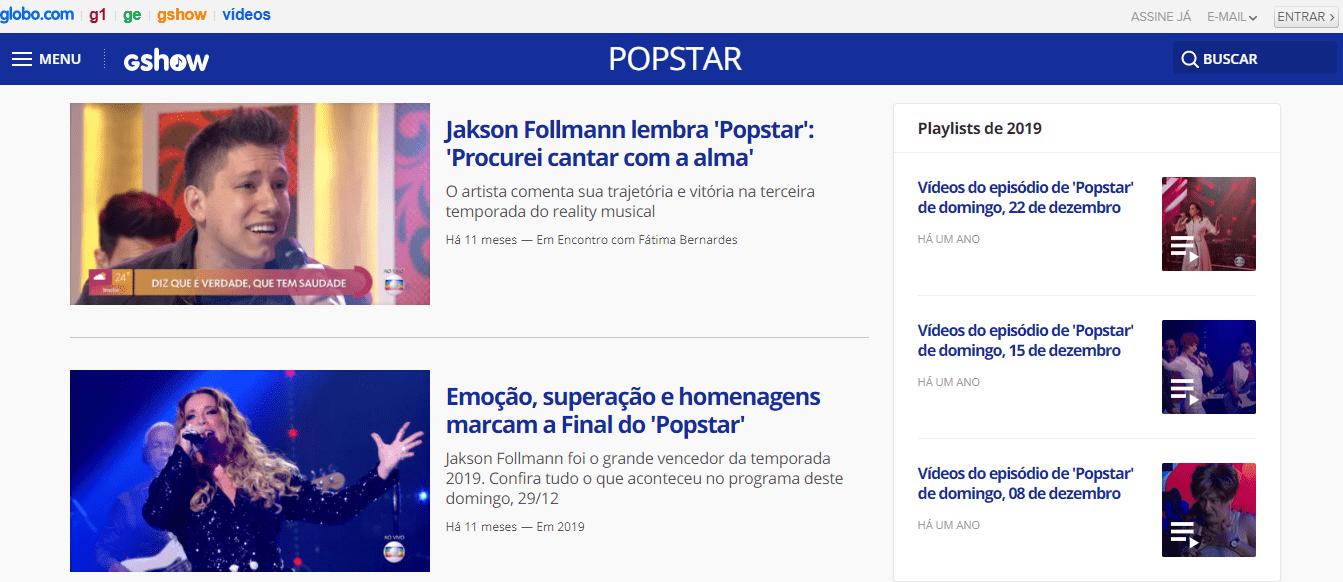 Popstars 2021
